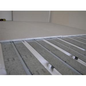 Суха система за подово отопление